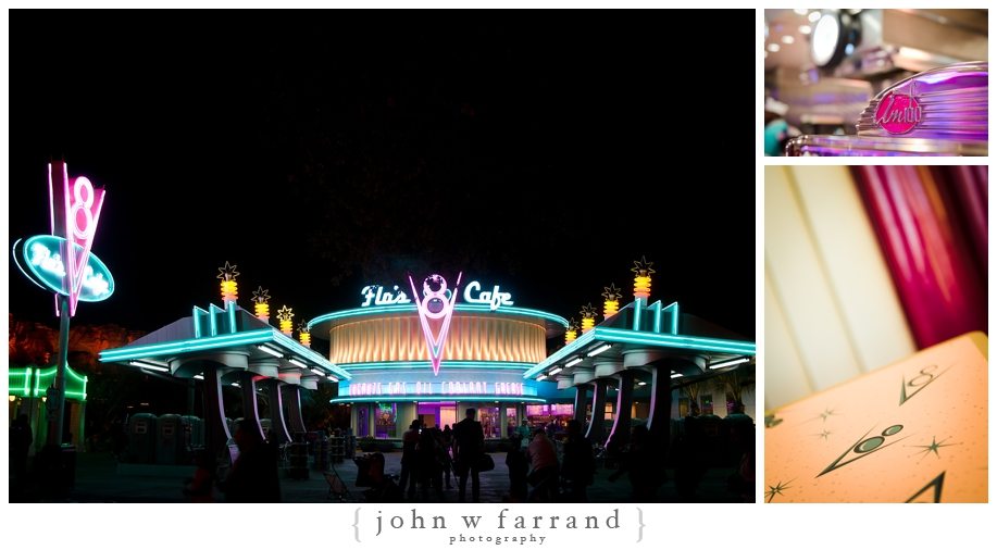 Flo's V8 Cafe - Cars Land